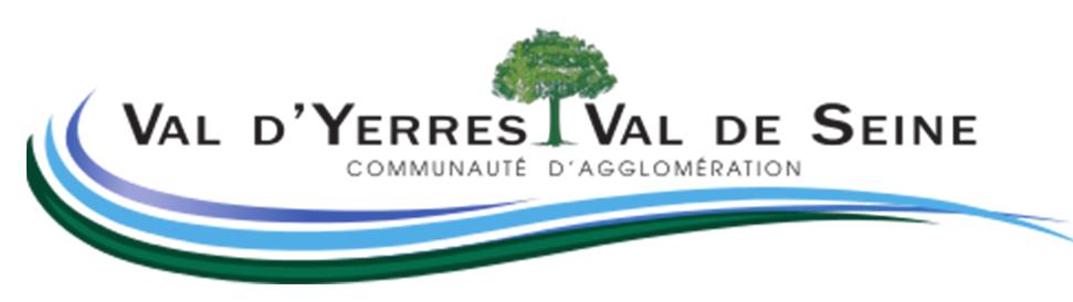 Logo Val dYerres Val de Seine